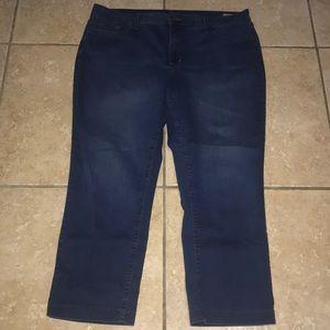 NYDJ ankle Jeans Size 18W